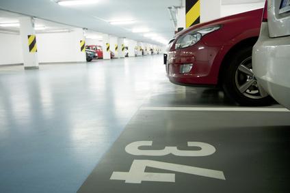 Turbo Garagenbodenbeschichtung - Garagenboden mit Kunstharz beschichten CP66
